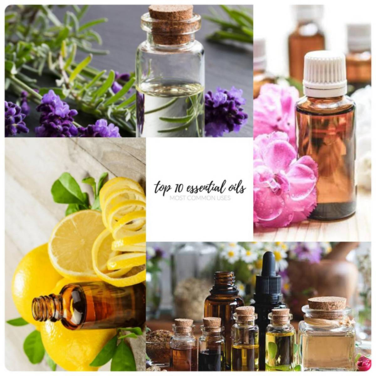 Essential Oils That Can Make You Look Young