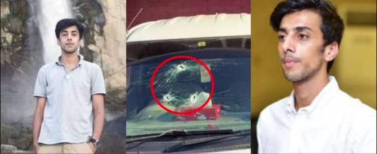 Osama Satti - JIT to probe Islamabad student's killing by anti-terror squad