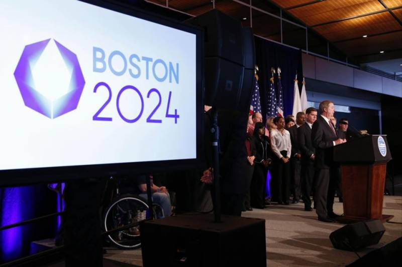 Olympics: Boston details US$4.7 b bid for 2024 Games