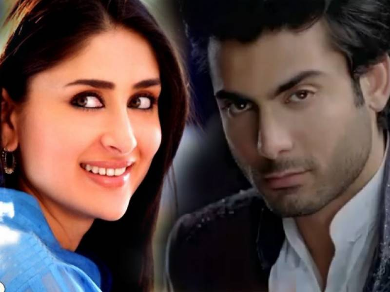 Fawad to romance with Kareena