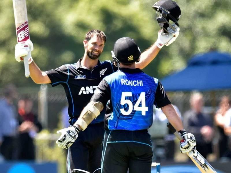 Luke Ronchi-Grant Elliot record stand sets up New Zealand's win over Sri Lanka