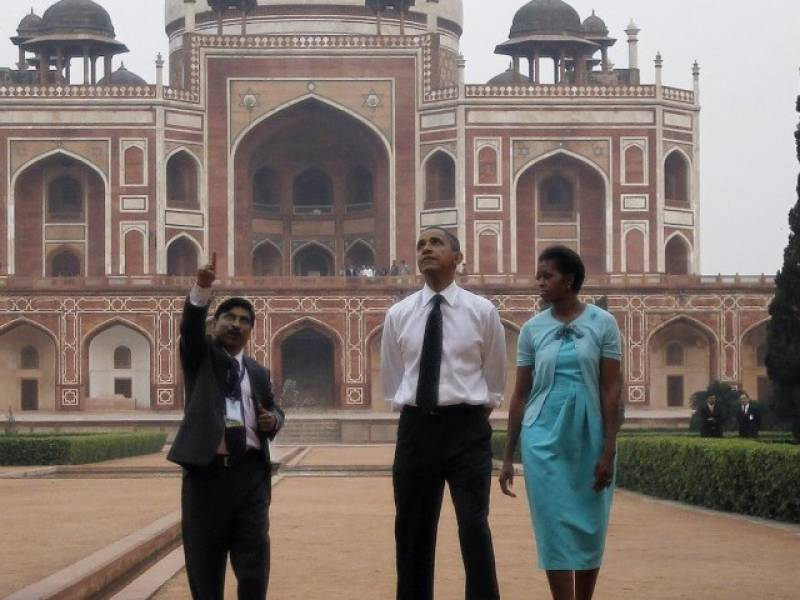 Obama in India: Thousands of policemen, CCTV cameras and dogs on protection