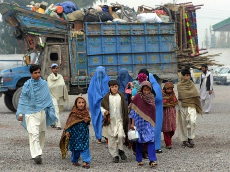30,000 Afghans left Pakistan after Army Public School attack: IOM