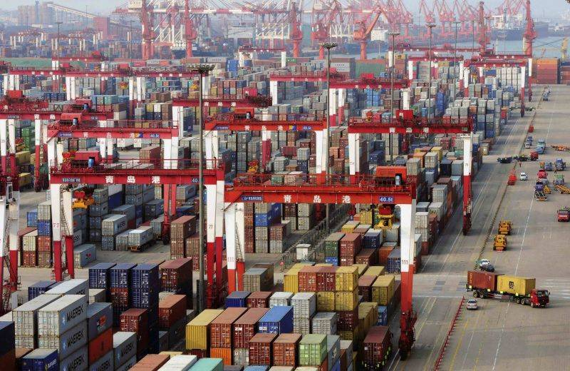 China January trade surplus up 88% to 367 billion yuan
