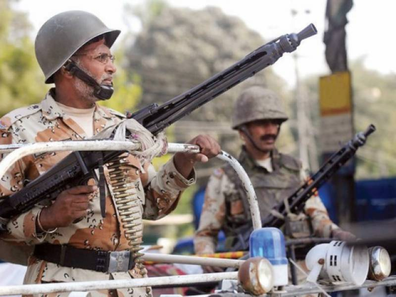 15 militants dead in encounter with forces