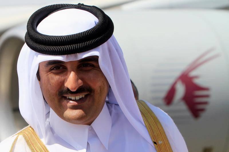 Qatar wants developed Pakistan: Sheikh Tamim