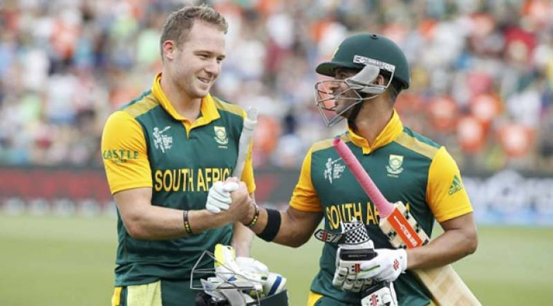 South Africa wins against Zimbabwe by 62 runs