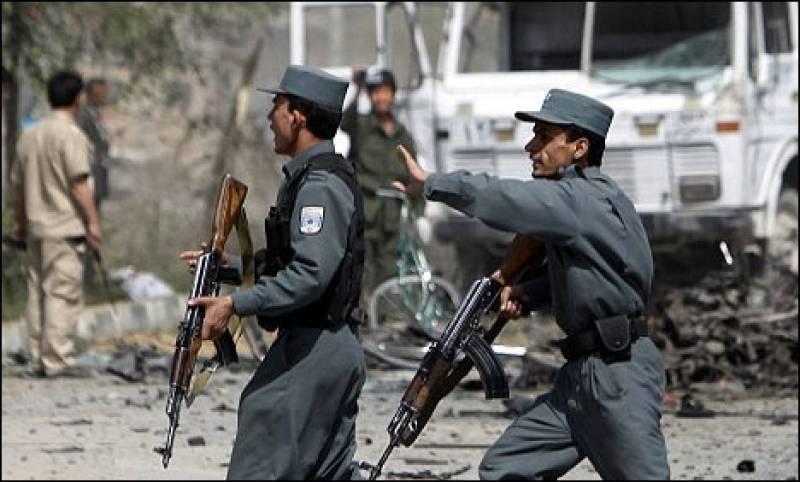 26 Afghan cops killed in anti-Taliban drive