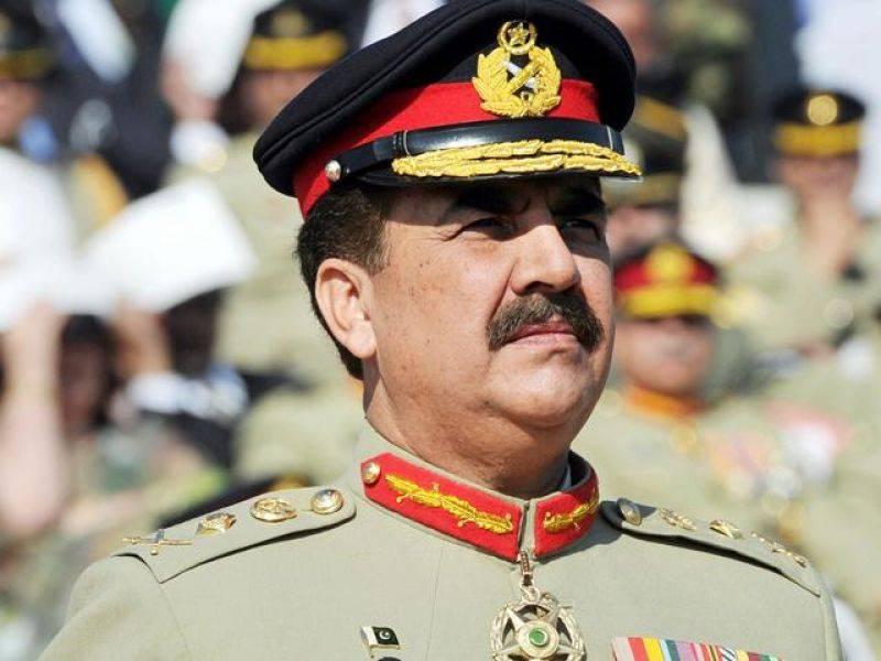 COAS Sharif reaches Kabul on one day trip
