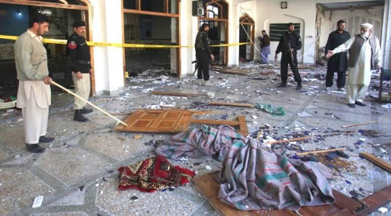 Imamia Mosque blast: Key suspects held