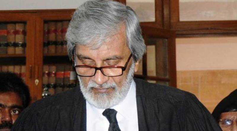 Justice Baqar takes oath as SC judge