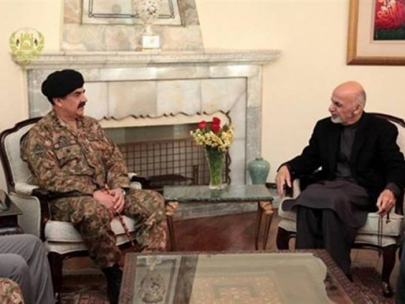 Pak, Afghanistan vow to restrict use of soil against each other
