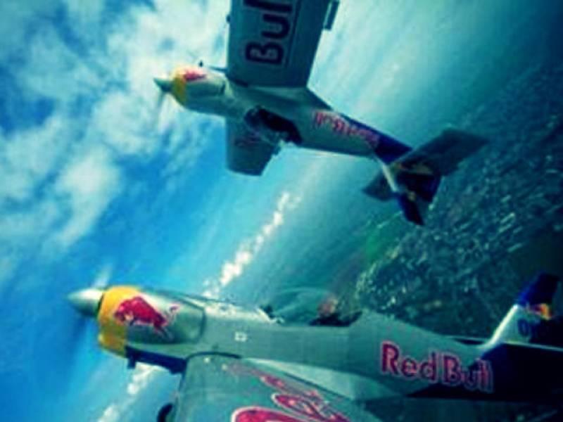 Aero India 2015: Red Bull stunt planes collide in mid-air