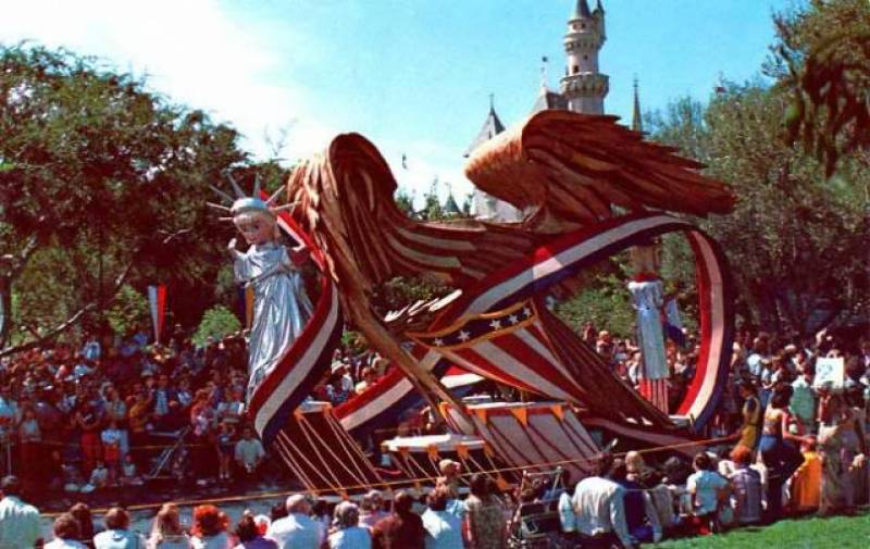 Early days of Disneyland can be yours