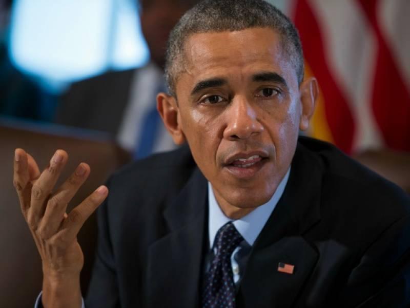 Few terrorists do not represent all Muslims: Obama
