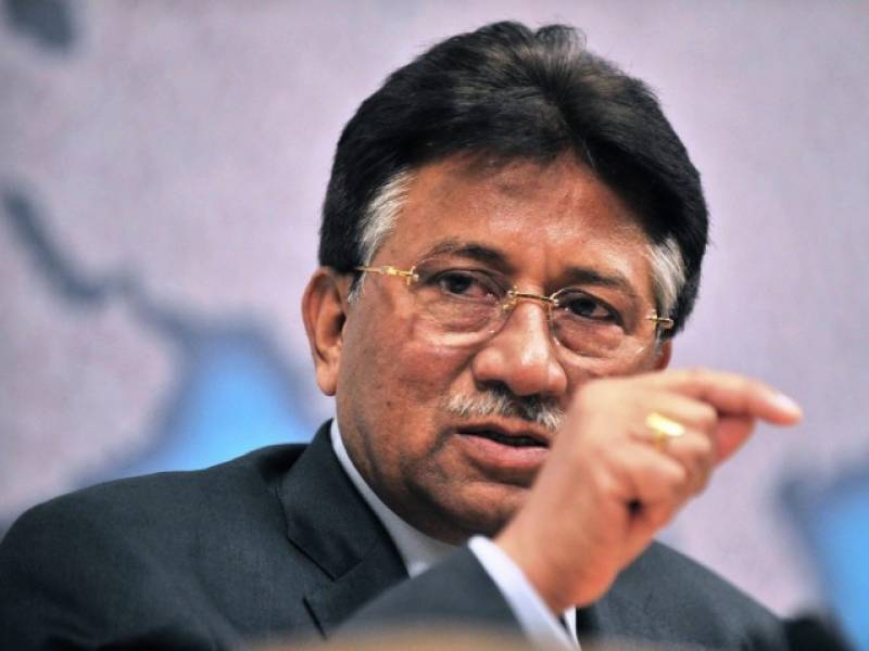 Musharraf wants India to treat Pakistan as 'sovereign state'