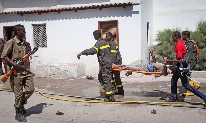 Somalia hotel attack leaves 25 dead