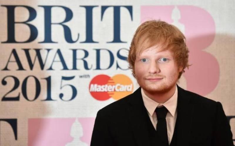 Brit Awards - Double wins for Sheeran, Smith as Madonna tumbles