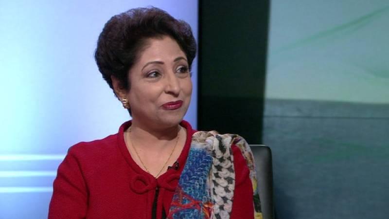 Lodhi takes over as Pakistan's permanent representative to UN