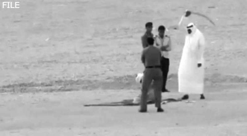 Pakistani beheaded in Saudi Arabia over heroin smuggling