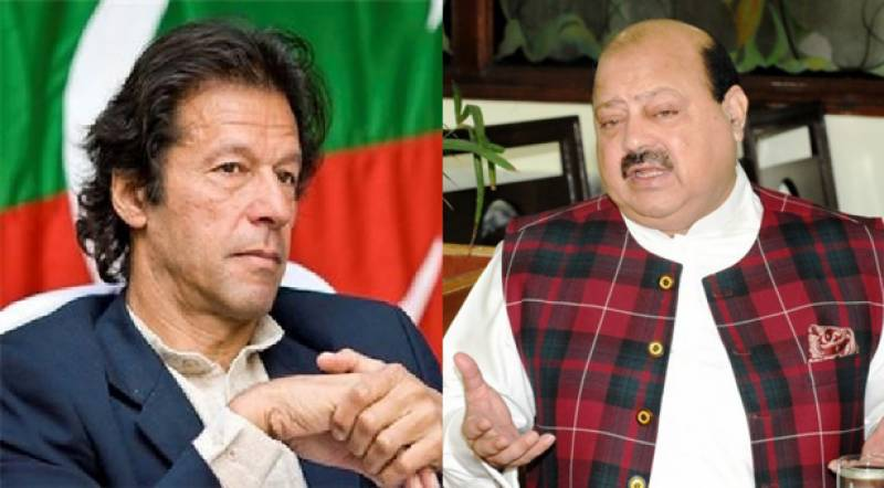 PTI to show power in Azad Kashmir today