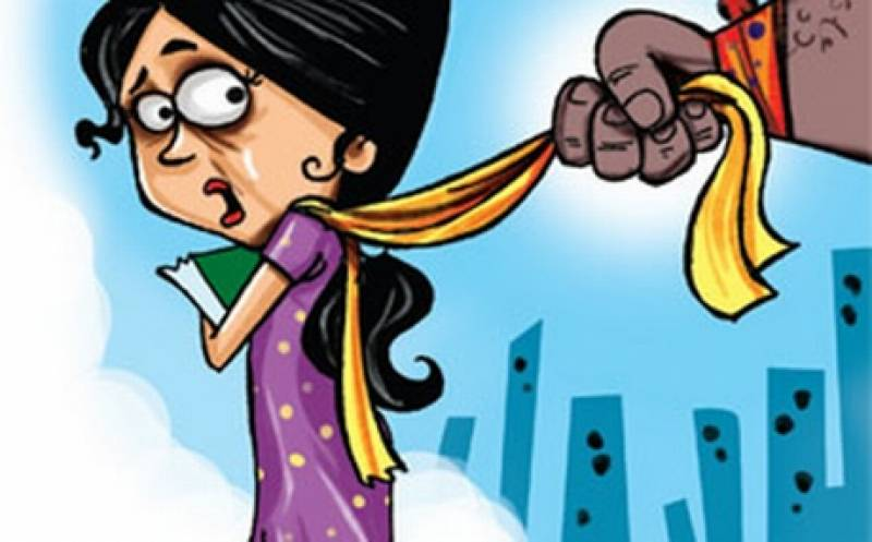 20 schoolgirls attacked for resisting eve-teasing in India