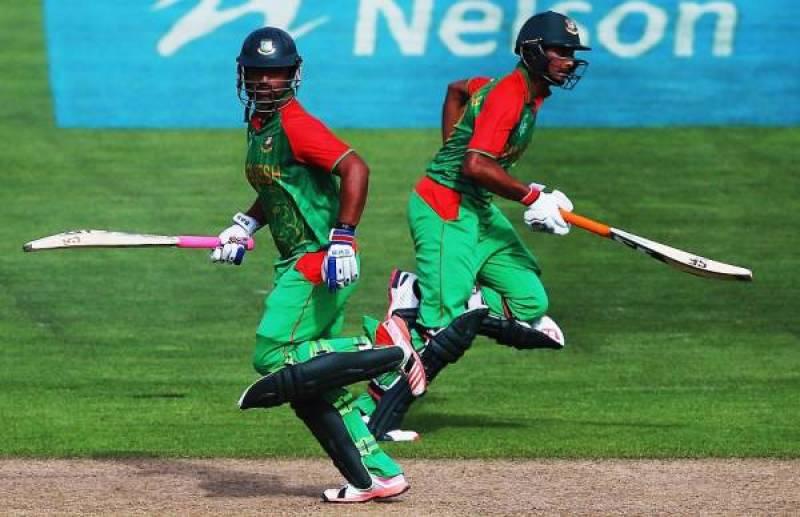 Bangladesh beat Scotland by six wickets