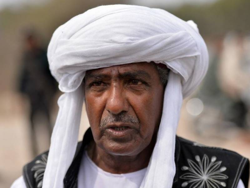 Mama Qadeer stopped by authorities from leaving country