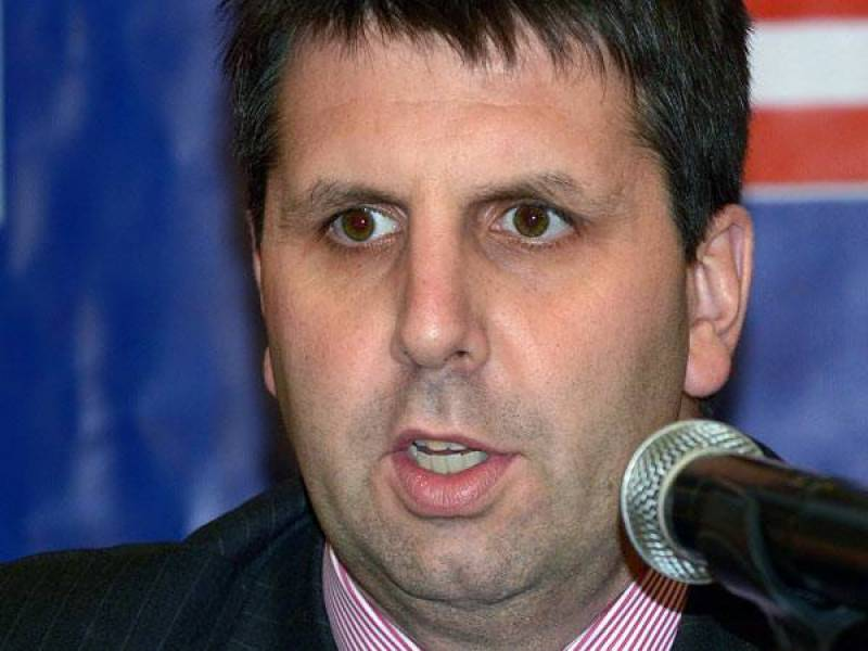 US envoy to South Korea slashed in face by assailant