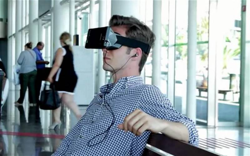 Virtual reality goggles harmful for your long-term health?