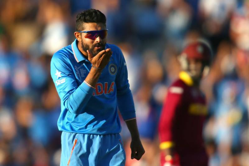 4th consecutive win for India at World Cup