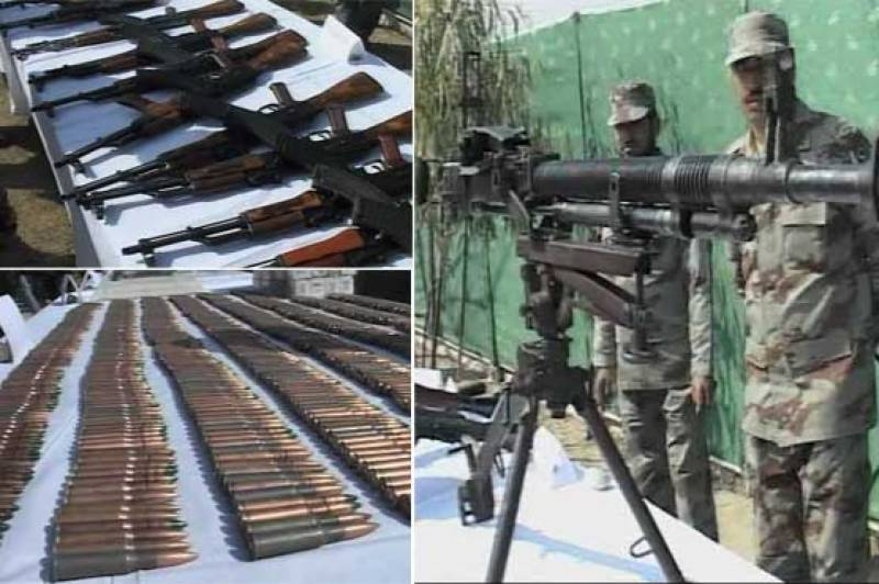FC foils terror bids for Pakistan Day, 3 arrested