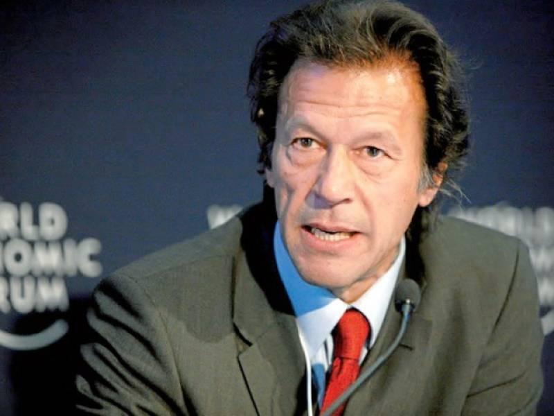 Imran congratulates newly elected PTI senators