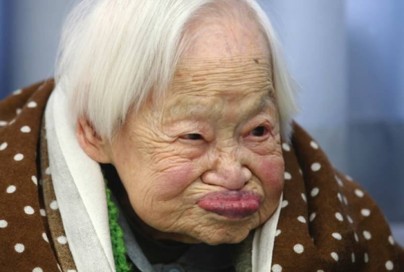 'Life seems short', concludes world's oldest person at 117
