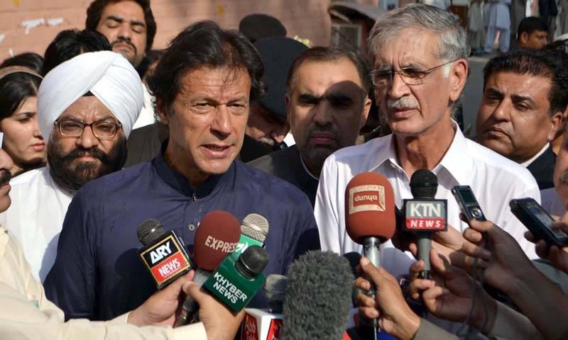 PTI leads Senate polls results in KPK