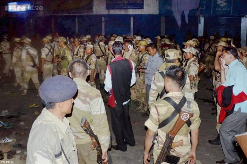 Rape accused dragged out of jail, lynched in Nagaland