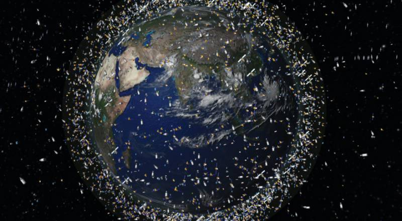 US silence on satellite explosion no cause for alarm: space agencies