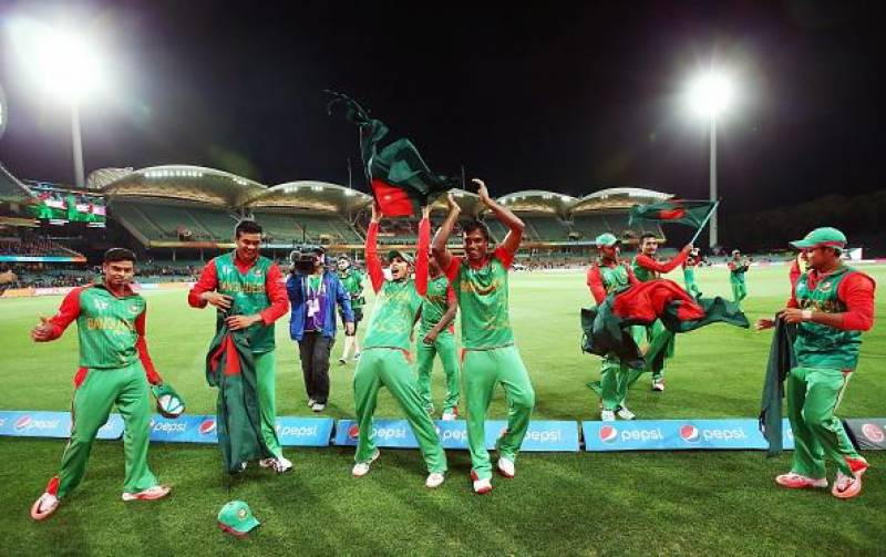 England out of WC after defeat by Bangladesh