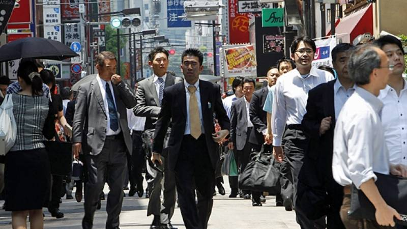 Japan out of recession but growth lower than thought