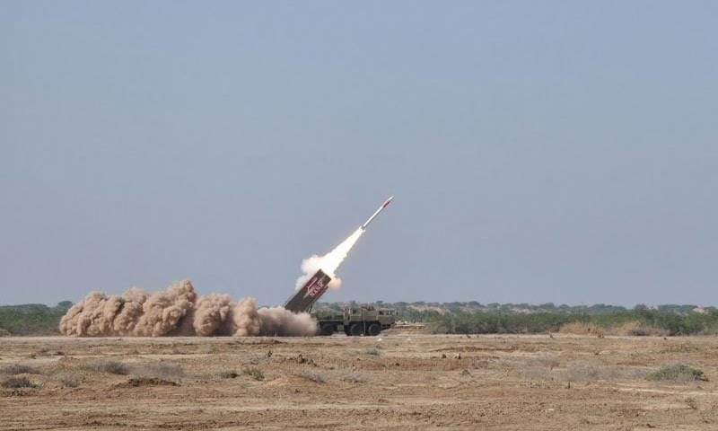 Pakistan successfully test fires Shaheen-III ballistic missile