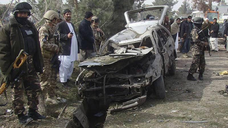 Car bomb kills seven in Helmand