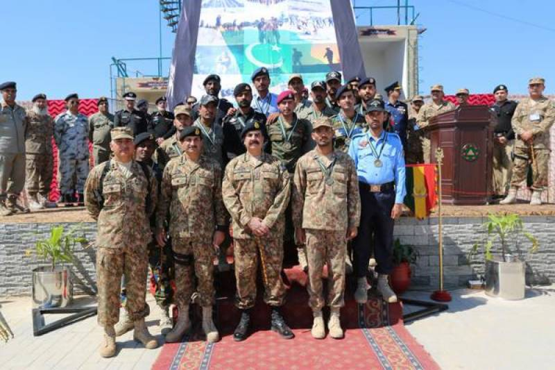 COAS asks nation to join hands against terrorism