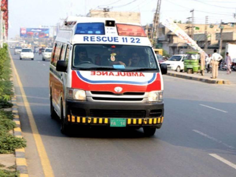 Five killed, 47 injured in road mishap