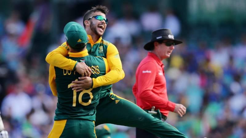 Landmark achievement: South Africa qualify for semis