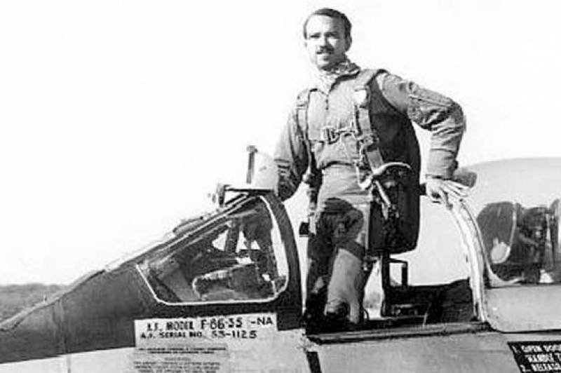 Pak remembers MM Alam on second death anniversary