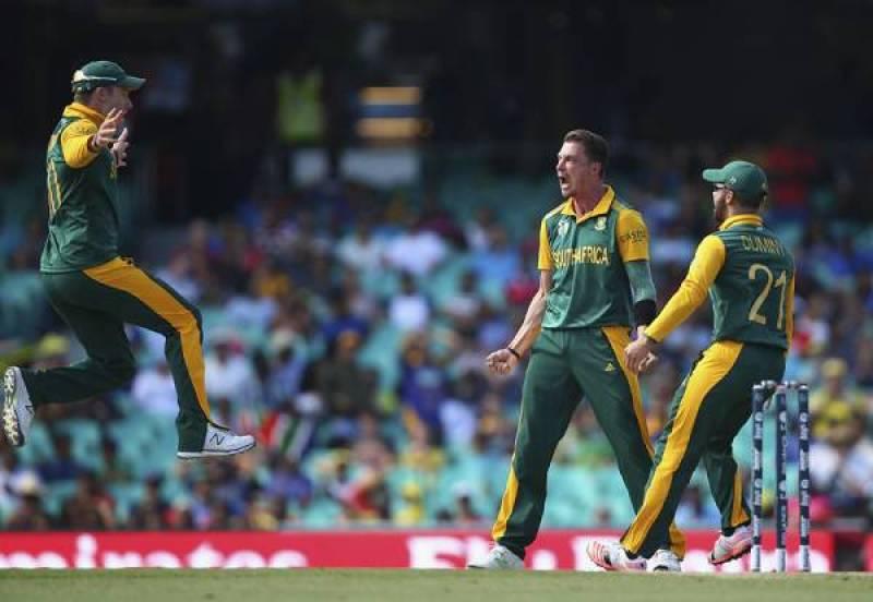 Sri Lanka set 134-runs target against South Africa in WC quarter-final