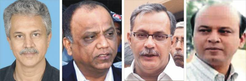 Govt plans to put eight MQM leaders on ECL