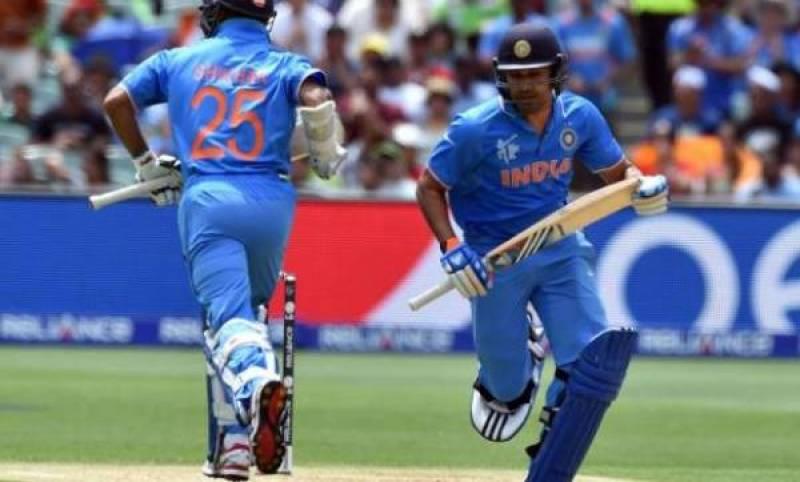India win toss and bat against Bangladesh