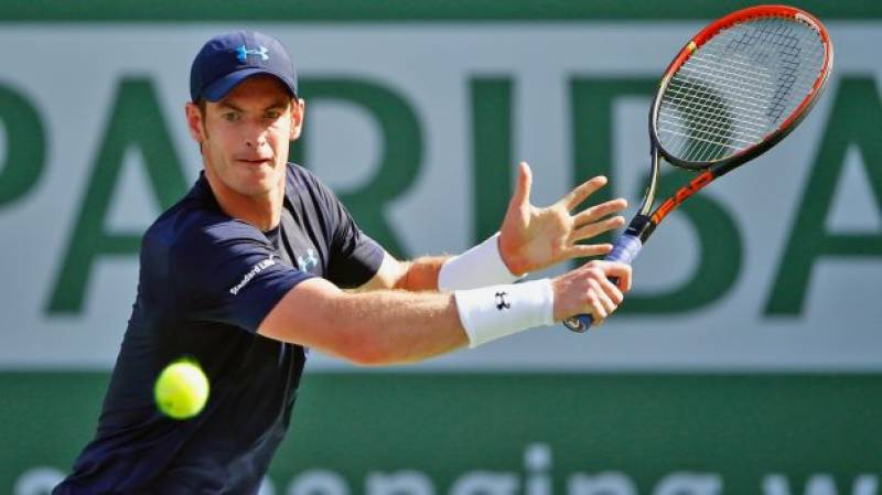 Tennis: Djokovic advances at Indian Wells