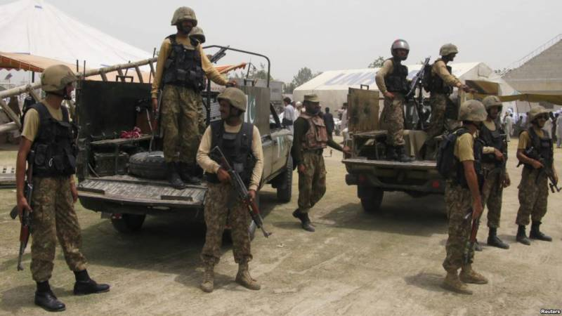 Forces kill 20more militants in Tirah Valley